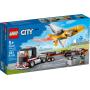 LEGO 60289 Flugshow-Jet-Transporter