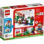 LEGO 71382 Piranha-Pflanzen-Herausforderung – Erweiterungsset