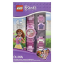 LEGO 8021247 Kinderuhr City Friends Olivia