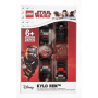 LEGO 8020998 Kinderuhr City Star Wars Kylo Ren