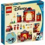 LEGO 10776 Mickey & Friends brandweerkazerne & auto