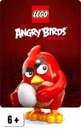 LEGO The Angry Bird Movie